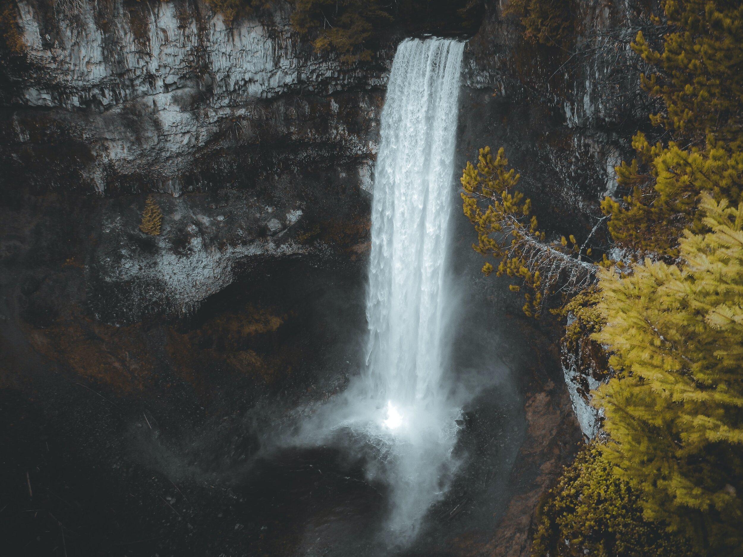 Deadman Falls, BC